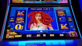 10 cent demon Nice wins!!! Lightning Link Magic Pearl and Moon Race