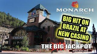 • Raja has a BIG HIT on • BRAZIL• at the NEW MONARCH CASINO •