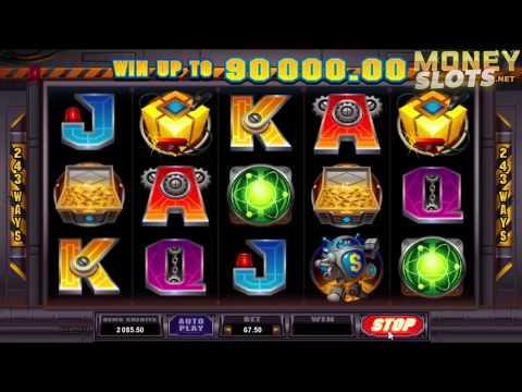 Robo Jack Video Slots Review | MoneySlots.net