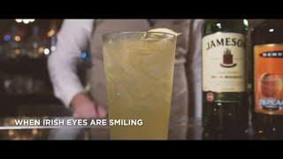 When Irish Eyes Are Smiling - San Manuel's Drink of the Month [March 2019]
