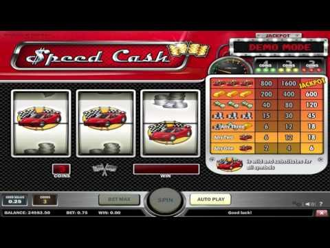 Free Speed Cash slot machine by Play'n Go gameplay ★ SlotsUp