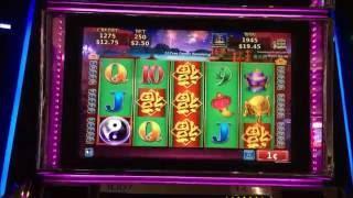 **BONUS/NICE WIN!** China Shores Slot Machine