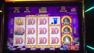 Rock Around the Clock slot machine free spins bonus