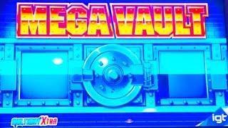 New Mega Vault Slot Free Spins Bonus - IGT