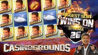 CasinoGrounds Community Biggest Wins #26
