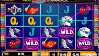 Big Vegas- Free Games Bonus - William Hill Gaming