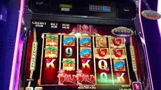 Aristocrat Golden Princess Free Spin bonus Max BET Good Win