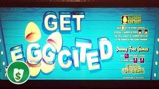 Get Eggcited classic slot machine, bonus