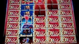 Can Can de Paris Slot Machine Bonus - 20 Free Games with Expanding Wilds - BIG WIN