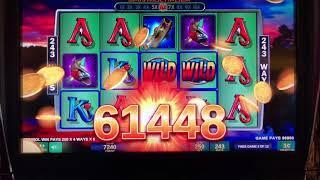Cash Cove - Amazing Bonus Round Win on $2.50
