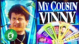 ++NEW My Cousin Vinny slot machine
