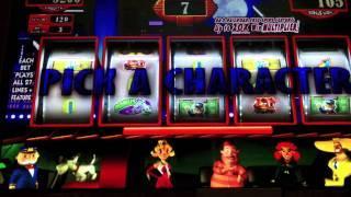 WMS - Monopoly Party Train® Slot - Borgata Hotel and Casino - Atlantic City, NJ