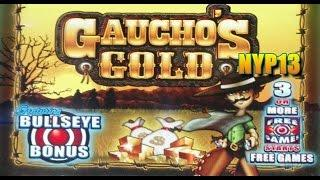 Bally - Gaucho's Gold Slot Bonus WIN