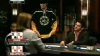 View On Poker - Phil Hellmuth Loses It On Poker After Dark And The Game Is Stopped!