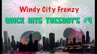 Live play,  Dragon Quick Hit slot machine, WCFrenzy's Quick Hits Tuesday's, With Michael!!