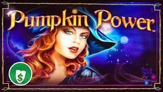 • Pumpkin Power slot machine, bonus