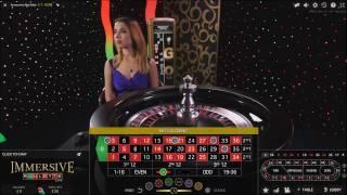5th November Immersive Roulette 50 Start