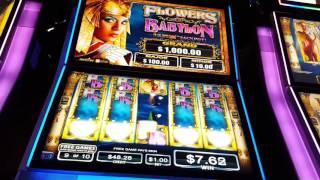 Flowers of Babylon Slot Bonus - BIG WIN!