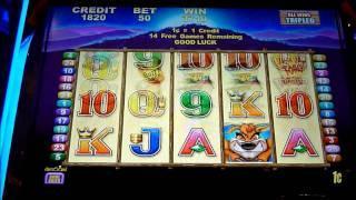 The Buck Stops Here Slot Machine Bonus Win (queenslots)