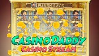 Casino Slots 7000€ HIGHROLL LIVE STREAM - Online Casino Casino games and BIG WIN