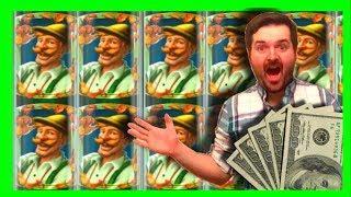 BIG WINS! HANS FOR DAYS! Bonuses on Heidi's Bier Haus Slot Machine With SDGuy1234