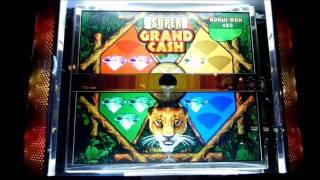 Diamond Safari Slot Machine Bonus Win (queenslots)