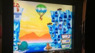Lucky Lemmings Slot Machine Bonus