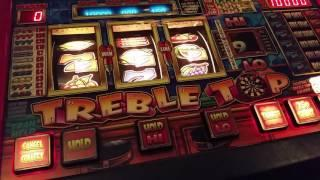 Reflex Treble Top Fruit Machine Force PART 2