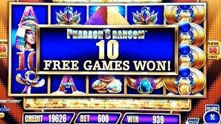 Quick Fire Flaming Jackpots Slot Machine Bonus Big win ! Nice Session