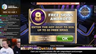 LIVE CASINO GAMES - First batch from the !giveaway credited still none reached 50 FS though?  •