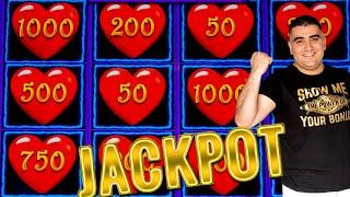 High Limit Lightning Link Slot HANDPAY JACKPOT | $1,000 Challenge To Beat The Casino | EP-25