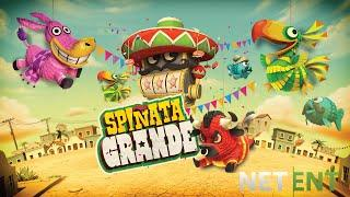 NETENT Spinata Grande Slot REVIEW Featuring Big Wins With FREE Coins