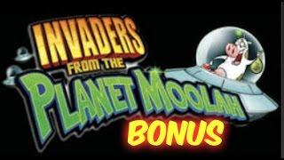 Invaders from the Planet Moolah Slot Bonus Council Bluffs, IA