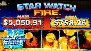 MAJOR HIT!! •STAR WATCH FIRE• ONLY BONUSES