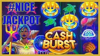 ⋆ Slots ⋆️ NEW SLOT ⋆ Slots ⋆️ CASH BURST ORB OF ATLANTIS HANDPAY JACKPOT HIGH LIMIT $25 MAX BET Bon