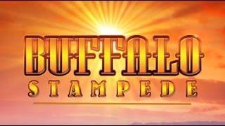 Buffalo Stampede Slot Bonus #1-Aristocrat