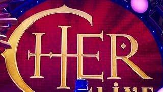 Cher Live Slot Machine Preview-g2e 2015-Scientific Games
