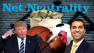 Donald Trump Leaves as Net Neutrality Returns