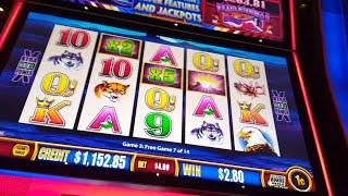 Cash Express Gold Class *Max Bet* Amazing run Hot Machine! Wonder 4 buffalo deluxe bonus, big win!