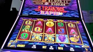 5 Dragons rapid Iam sick of this game giving me $5 features its reknown for it