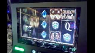 FAIL FRIDAY High Limit Pull $30 a spin IGT Shadow of the Panther