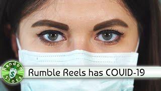 Rumble Reels slot machine, COVID 19 Feature