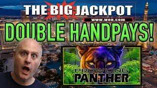 WOW! • SUPER FAST DOUBLE HANDPAYS • $100 / SPIN WIN$ • w/ The Big Jackpot