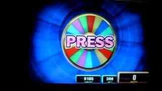 Wheel of Fortune Wild Gateway Bonus - 1c Video Slots