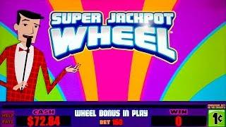 Super Jackpot Wheel Slot - NICE SESSION, ALL FEATURES!