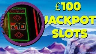 £100 Jackpot Slots + Rainbow Riches Bingo