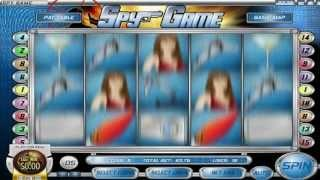 FREE Spy Game ™ Slot Machine Game Preview By Slotozilla.com