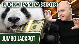 ⋆ Slots ⋆ HIGH-LIMIT! LUCKY Panda Slots Bring a LUCKY Handpay ⋆ Slots ⋆ CAN'T STOP THE RAJA