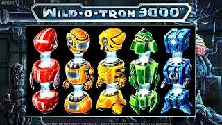 Wild-O-Tron 3000 Online Slot from NetEnt