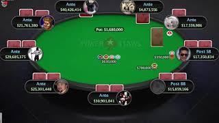 Half-Price Sunday Million | PokerStars | August 21st 2017